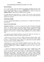Zpráva Veterán Klubu Aeroklubu Brno – Slatina za rok 2013